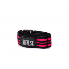 Fretwrap - colour black/pink, stripes